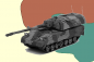 Preview: Self-propelled howitzer model 155 mm 2000