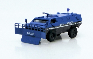 Federal Police, Protected-Sonderpanzer High Miniatures