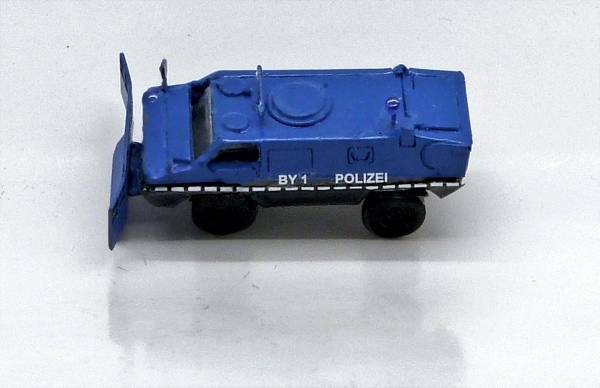 BP Federal Police, Protected Special Tank TM-170 - SW 4
